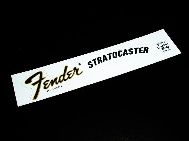 SCHD-049G STRATOCASTER 1971 1PAT デカール